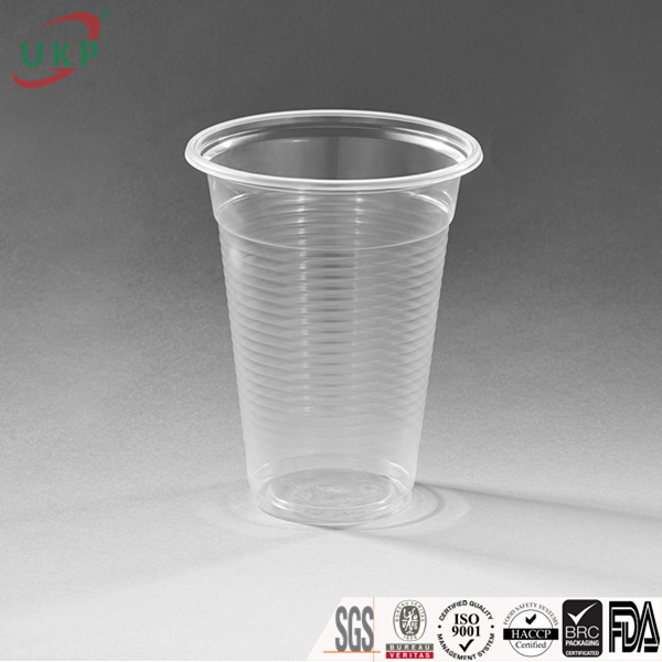 ukp, ukp cups, uy kiet co., ltd, plastic cup and dome lid, high quality product plastic, plastic cup price, ribbed plastic cup